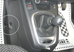 Блокиратор коробки передач - Гарант Консул 33015.L