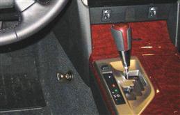 Блокиратор коробки передач - Гарант Консул 38018.L
