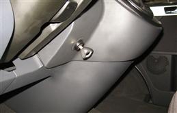 Блокиратор коробки передач - Гарант Консул 41012.F